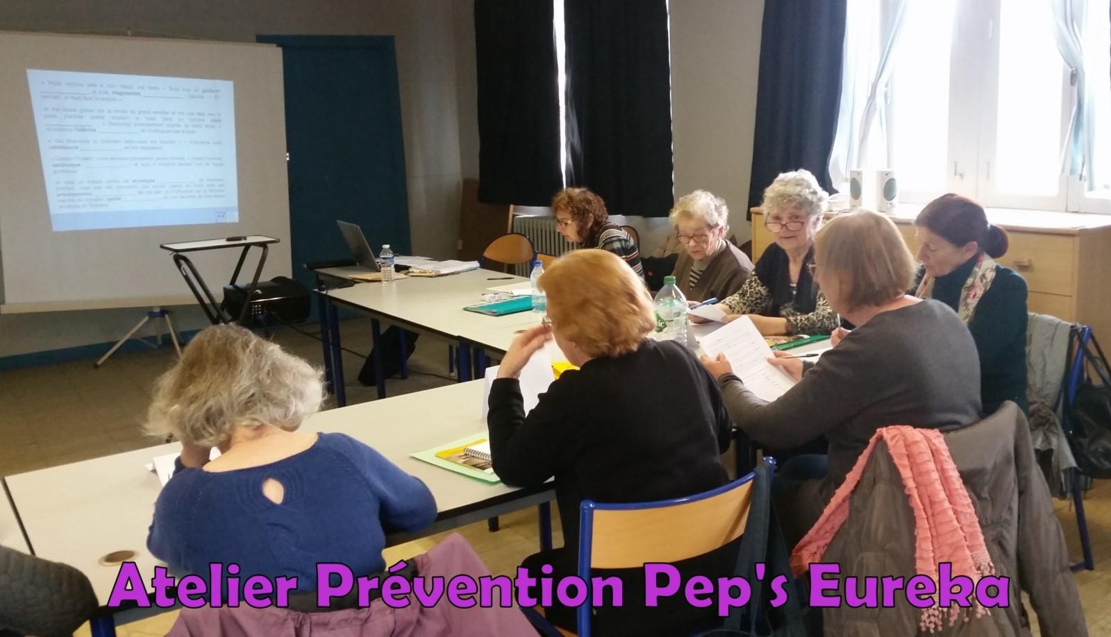 4Atelier Prévention Pep's Eureka