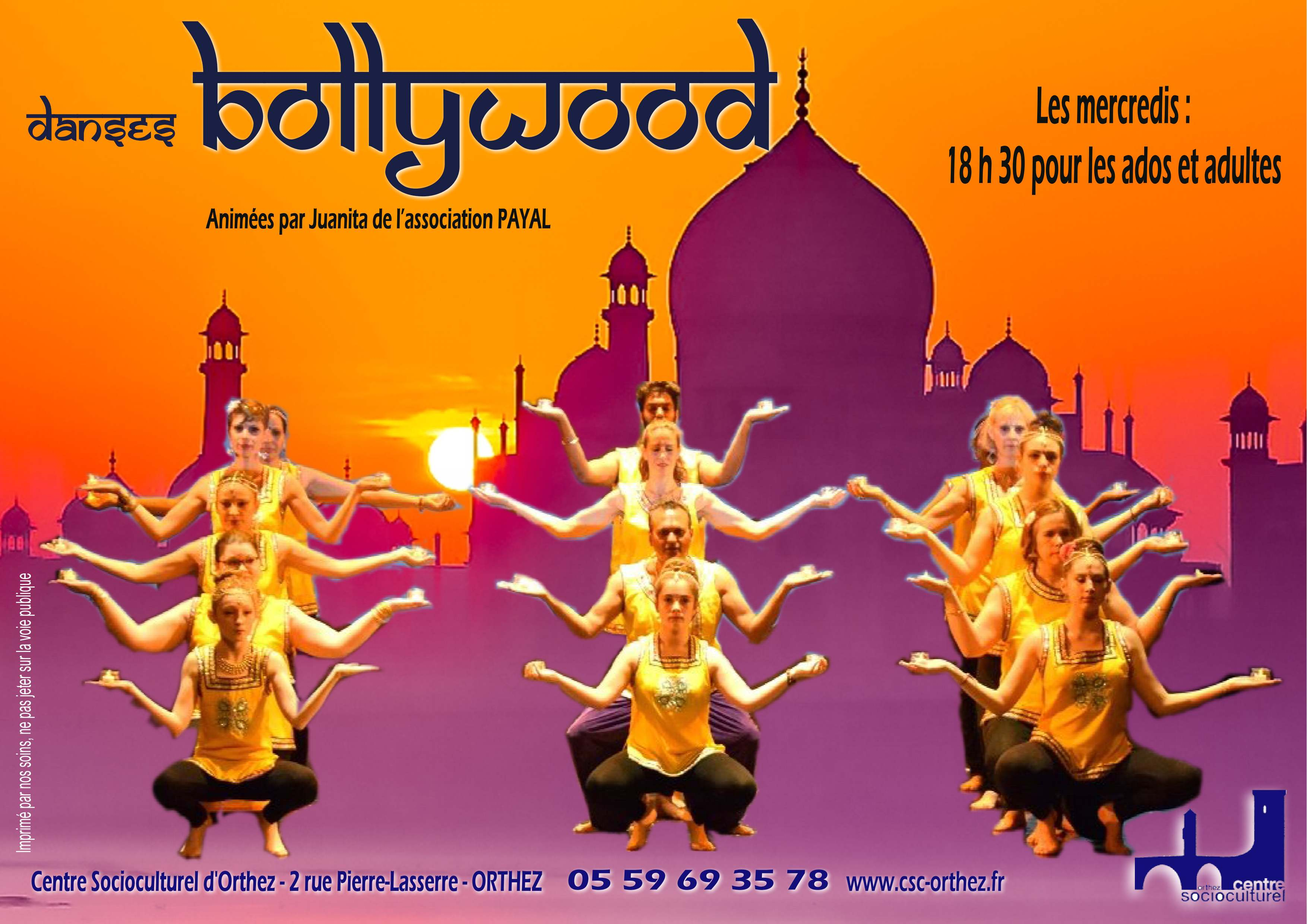 84Danses Bollywood 2018-2019