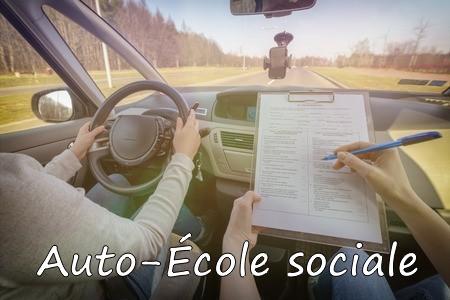 Auto-Ecole-Sociale