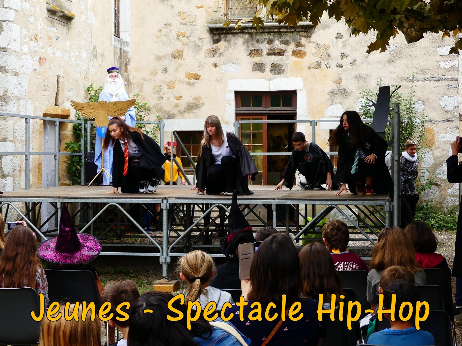 Hip-Hop-spectacle