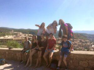 séjour jeunes Aragon 2017