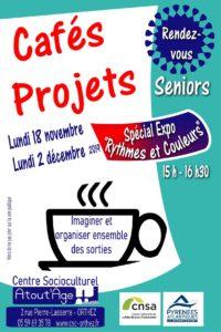 Cafés projets