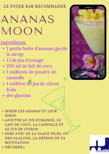 Ananas Moon